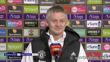 PL Update: Man Utd stun Saints; Blues, Spurs draw