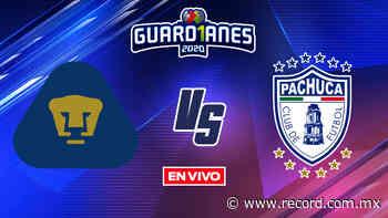 Liga MX EN VIVO: Pumas vs Pachuca Guardianes 2020 Cuartos de Final Vuelta - Diario Deportivo Récord