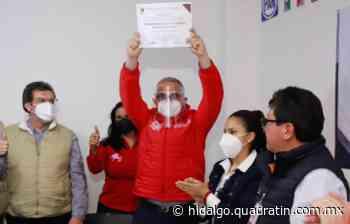 Ratifica TEEH victoria de Sergio Baños en Pachuca y confirma resultados en 6 municipios más - Quadratín Hidalgo