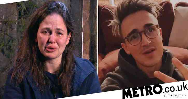 I'm A Celebrity 2020: Giovanna Fletcher denied treat from home as husband Tom reveals it was 'tough to watch'
