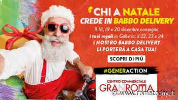 Babbo Delivery: il Natale arriva direttamente a casa con GranRoma