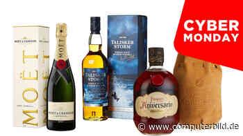 Cyber Monday: Whisky, Rum und Wodka im Angebot!