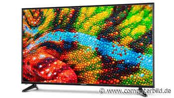 Riesen-TV-Angebot: Der Medion P15504 ist eine Handbreite größer!