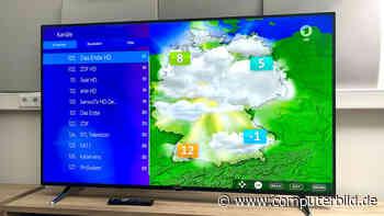 Medion X16596: Brillanter 65-Zoll-TV von Aldi im Praxis-Test