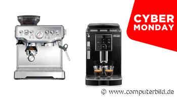 Cyber-Monday-Angebote: Kaffeevollautomaten