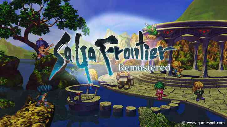SaGa Frontier Remastered Announced, And It'll Feature An Extra Playable Character