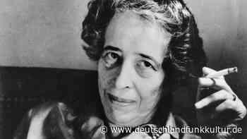 Hannah Arendt - Denken ohne Geländer - Deutschlandfunk Kultur