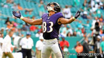 Willie Snead becomes Ravens' seventh offensive starter to test positive for COVID-19 this week, per report