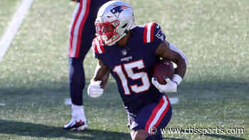 Patriots need more from first-rounder N'Keal Harry to improve lackluster passing attack