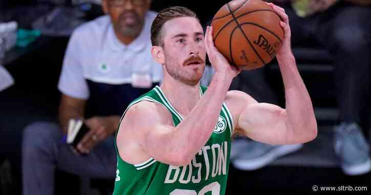 Hornets work out sign-and-trade deal with Celtics for Gordon Hayward