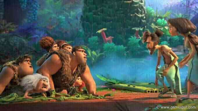Croods: A New Age Had A Pretty Good Opening Weekend By 2020 Standards