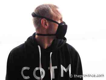 B.C.-designed sport masks prompted by Henry's COVID-19 innovation call-out