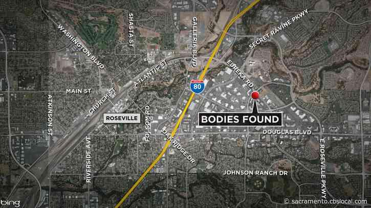2 Found Shot To Death In Parked Van In Roseville