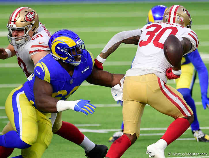 Rams' defense can't save the day in 23-20 loss to 49ers