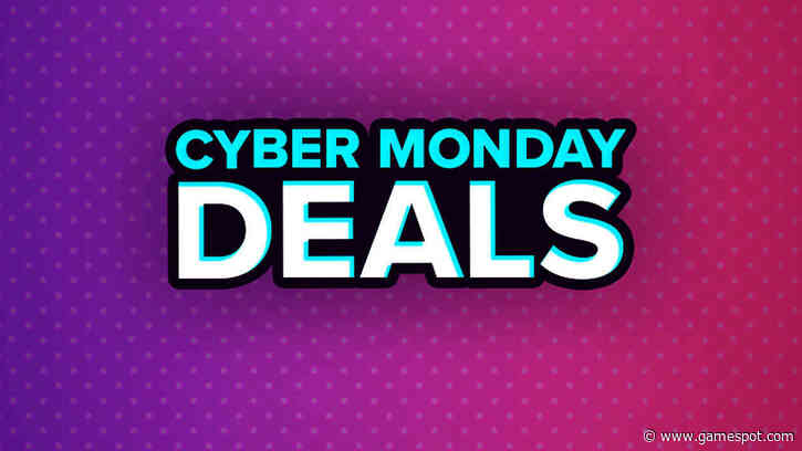 Best Cyber Monday Game Deals 2020