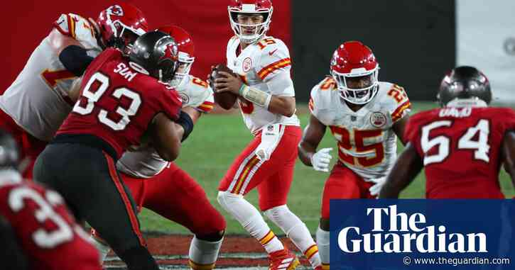 NFL round-up: Mahomes magic leads Chiefs past Brady's Buccaneers