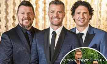 MKR star is replacing Pete Evans in I'm A Celebrity... Get Me Out Of Here!