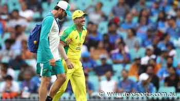 Mystery surrounds David Warner diagnosis as Aussie replacement is named