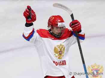 Canucks prospects tracker: The Villain of Voronezh, Podkolzin-gate