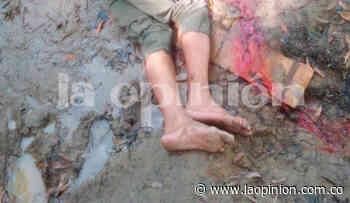Hallan cadáver en zona rural de Tibú - La Opinión Cúcuta
