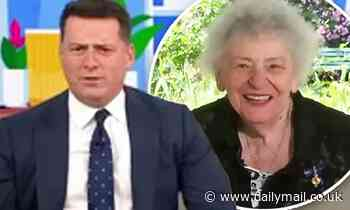 Today host Karl Stefanovic is shocked as a guest asks, 'Have you had a facelift?'