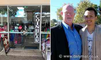 Darwin business owner scratched on face and store trashed after disgruntled customer demands refund