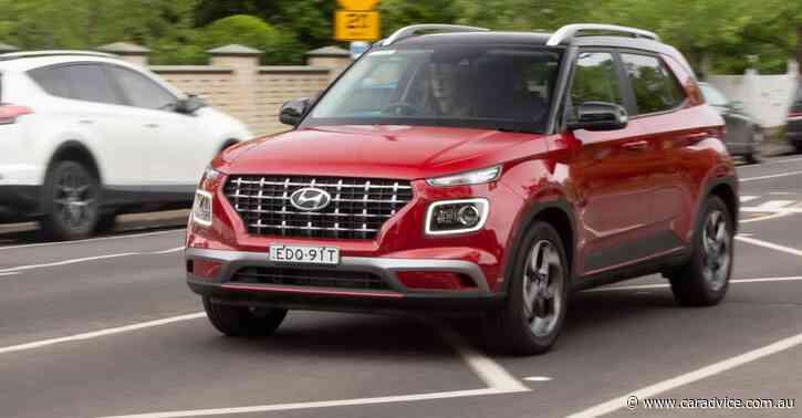 2020 Hyundai Venue Elite long-term review: City living