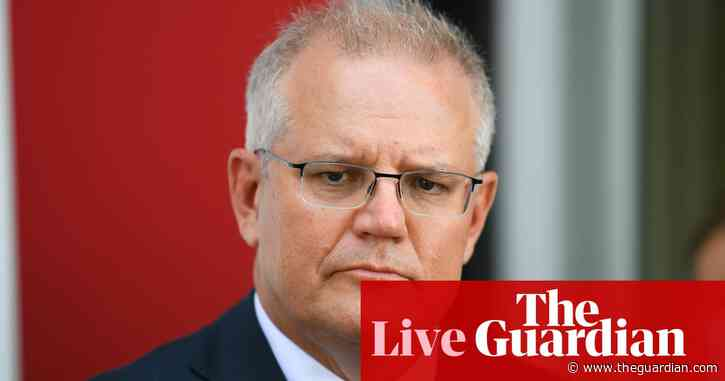 Australian politics live: Scott Morrison says Chinese government should be 'ashamed' of tweet on Afghan killings by Australian soldiers