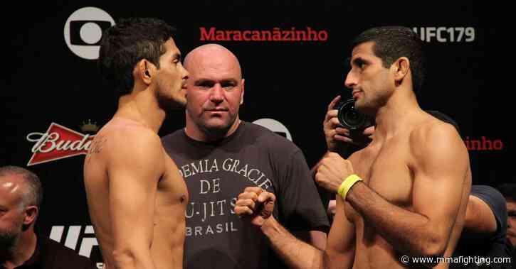 UFC books Beneil Dariush vs. Diego Ferreira rematch for Feb. 6