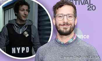 Andy Samberg says cops of Brooklyn Nine-Nine will 'examine their roles in the world' in new season
