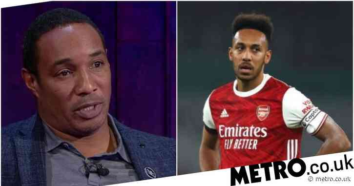Paul Ince tips Pierre-Emerick Aubameyang to leave Arsenal despite signing new contract