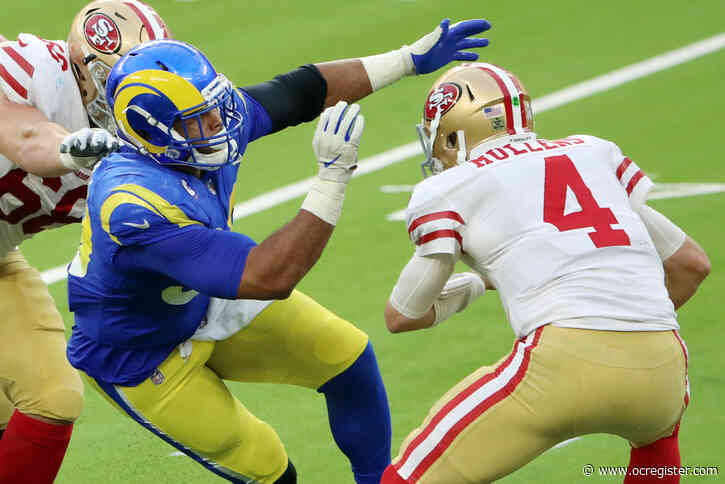 Rams, Aaron Donald try to avoid finger-pointing after loss