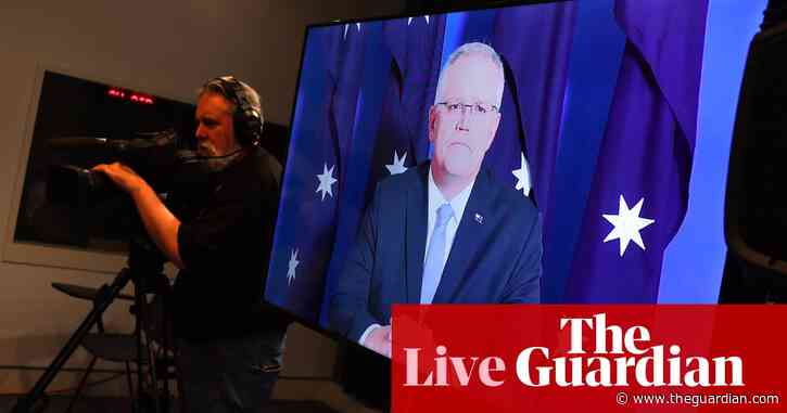 Australian politics live: Scott Morrison says Chinese government should be ashamed of 'repugnant' tweet on ADF soldiers