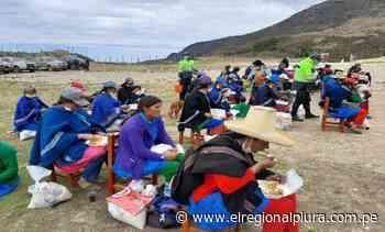 Morropón: realizan jornada cívica en caserío de Inampampa del distrito de Chalaco - El Regional