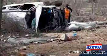 Piura: Exalcalde de Morropón, Guido Ruesta, fallece en trágico accidente de tránsito - exitosanoticias
