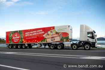 Anchor Dairy Launches Christmas Appeal For NZ Food Network Via Pead