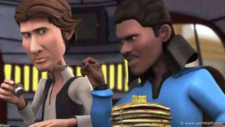 An Episode Of Lucasfilm Comedy Star Wars Detours Has Leaked Online