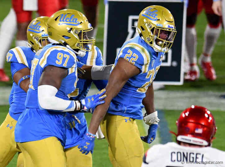 UCLA football finding what works under pandemic constraints