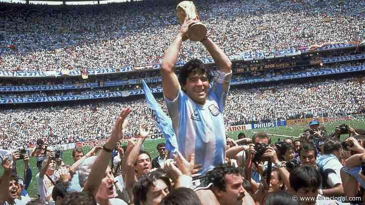 Maradona: del Olimpo al Hades