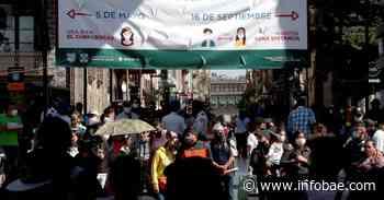 Coronavirus.- México suma en las últimas 24 horas cerca de 200 muertes y otros 6.300 casos de coronavirus - infobae