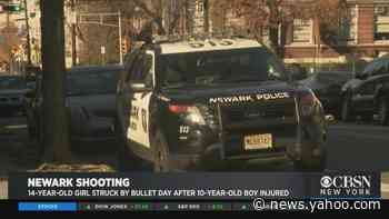 14-Year-Old Newark Girl Recovering After Stray-Bullet Shooting - Yahoo News