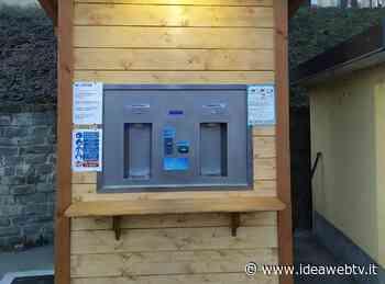 Monchiero: nuova casetta dell'acqua in Piazza Abbona - IdeaWebTv