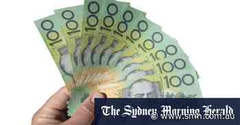 Australians put their money in the bank, but yet to spend it