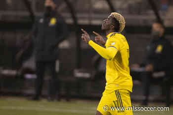 Columbus Crew's most challenging week makes win over Nashville SC even more special