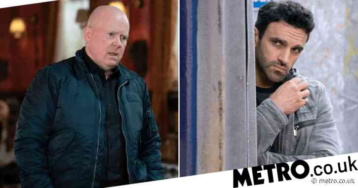 EastEnders spoilers: Phil Mitchell kills Kush Kazemi in bloody exit scenes?