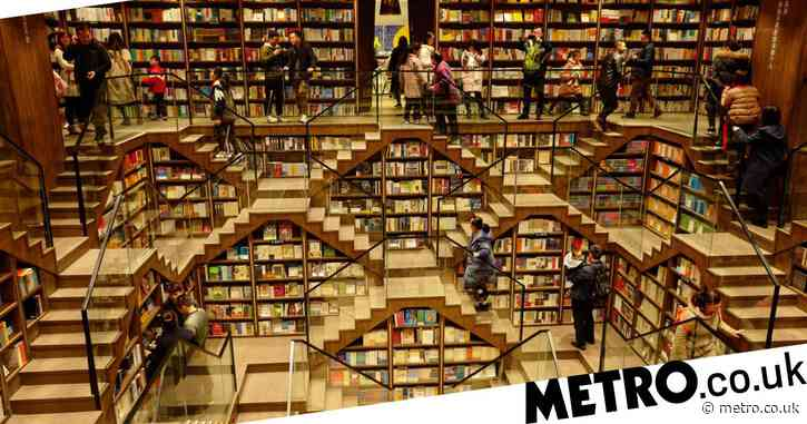 The most stunning bookshops and libraries around the world