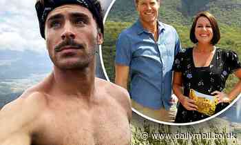 I'm A Celeb unfollows Zac Efron after fans fail to believe Hollywood star would appear on the show
