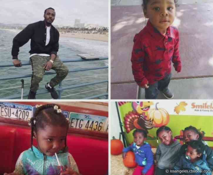 2 Young Children, Father Killed In Fiery Crash By Suspected Intoxicated Driver