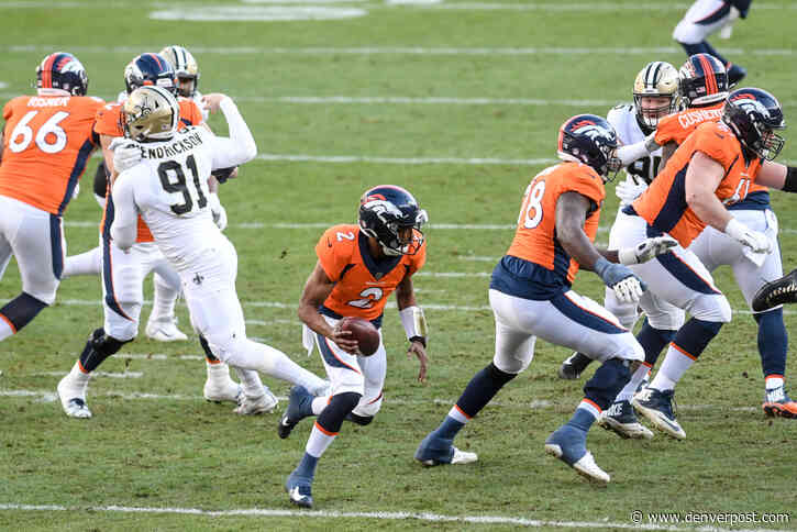 Broncos up-down drill: Highs and lows for Denver against the Saints