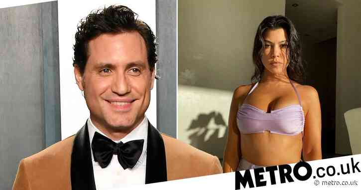 The Undoing star Edgar Ramirez leaves cheeky comment under Kourtney Kardashian's stunning photo